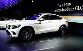 Mercedes Benz GLC Coupe Is Simply Breathtaking  Drivers
