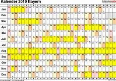 Ferien In Bayern 2019 Pdf Kalender Plan