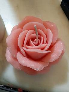 candele a forma di fiore candele artigianali a forma di rosa disponibili in vari