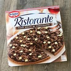 Schoko Pizza Dr Oetker So Schmeckt Die Neue Quot Pizza