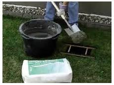 beton fertigmischung fundament so mischen sie beton selbst an ratgeber bauhaus 214 sterreich