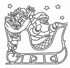 merry christmas santa coloring pages at getcolorings com free printable colorings pages to