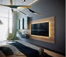 Wall Mounted Bedroom Wall Lights Ideas by Amazing Led Tv Wall Panel Design Ideas In 2019 Creative