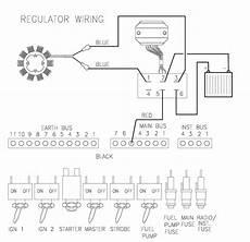 1951 Jeep Alternator Wiring Diagram Starter by Aeroelectric List Digest Sun 07 20 08