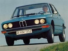 Bmw 520 Baujahr 1972 169 Auto Motor Sport