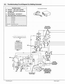 miller welder wiring diagram miller aead 200le parts miller electric legend aead 200 le user manual page 22 68