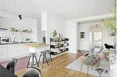deco a vivre avec cuisine ouverte photo cuisine ouverte sur salon atwebster fr