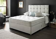 giltedge beds baroness ortho 1000 zip link 6ft superking divan bed