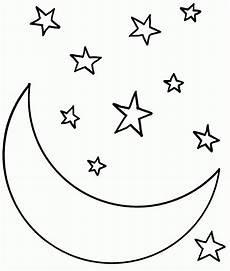 Gambar Kartun Matahari Bulan Dan Bintang Sobponsel