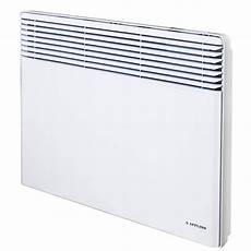 Radiateur Electrique 1500 W Chauffage Convecteur Mural Blanc