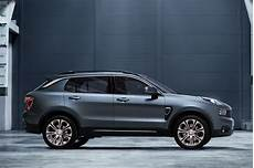 New Brand Lynk Co Unveils State Of The Suv By Car