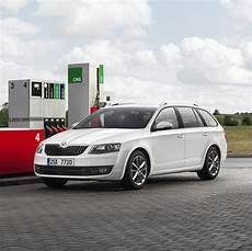 Mit Erdgas Biogas Autos Einen Treffer Gelandet Energie