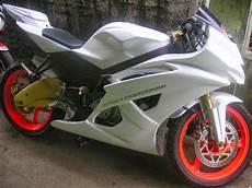 Modifikasi Motor Shogun 125 Rr by Modifikasi Motor Suzuki Shogun Rr 125 Thecitycyclist
