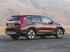 Car And Driver Honda Crv