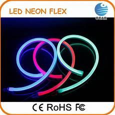 solide pvc volle deckung farbwechsel led rgb neon flex