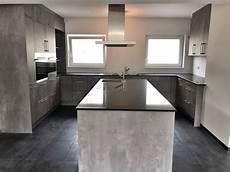 küche beton optik k 252 che in edler betonoptik mathes k 252 chenstudio