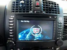 transmission control 2011 cadillac sts navigation system 2003 cadillac cts with navigation s3925 youtube