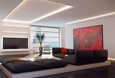 licht im wohnzimmer wohnideen wandgestaltung maler lichteffekte im