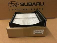 Subaru Impreza Cabin Air Filter