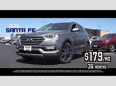 2016 Hyundai Santa Fe for $179/mo Lease   Safford Hyundai