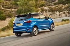 Baby Ford Ecosport Receives Some Mid By Car Magazine
