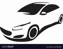 Car Silhouette Royalty Free Vector Image  VectorStock