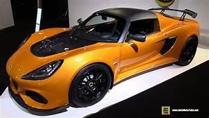 2019 Lotus Exige Sport 410  Exterior And Interior