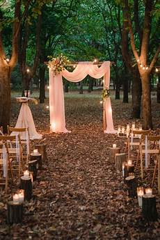 20 rustic backyard outdoor wedding ideas that you will