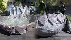 diy beton herz schale selber machen leicht gemacht f 252 r