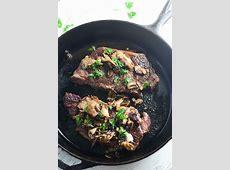 best recipe for new york strip steak