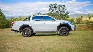 2017 Mitsubishi Triton GLS Sports Edition On Sale  Photos