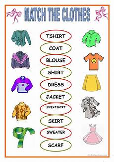 worksheets clothing 18811 clothes matching worksheet free esl printable worksheets made by teachers
