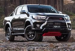 2018 Toyota Hilux Pickup  Upcomingcarshqcom
