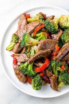 chinese beef with broccoli stir fry recipe gavin