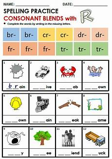 spelling worksheets the consonant 22353 spelling 1 all things topics