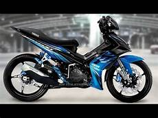 Jupiter Mx Modif by Motor Trend Modifikasi Modifikasi Motor Yamaha