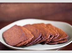 crunchy gingerbread cookies_image