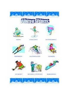 winter olympics esl worksheets 19995 esl worksheets for beginners winter sports