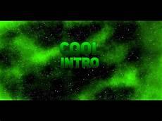 cool intro cool intro