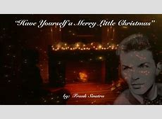 frank sinatra christmas songs playlist