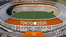jo japon 2020 jeux olympiques 2020 le stade de tokyo sera pr 234 t