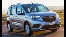 2019 opel combo family car