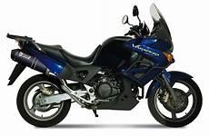 Honda Xl 1000 Varadero Exhaust Mivv Oval Carbon With