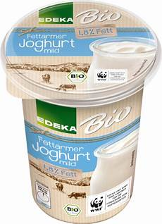 Rechtsdrehender Joghurt Aldi - edeka bio fettarmer joghurt 1 8 fett mild edeka