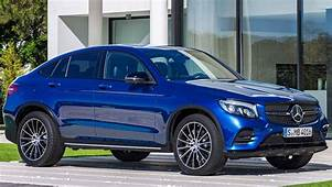 Mercedes Benz GLC Coupe 2016  New Car Sales Price