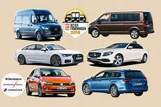 Firmenwagen Award 2018 Einfach Die Besten Autobild De