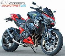 Z800 Modif by Foto Modifikasi Kawasaki Z800 Si Hitam Garang