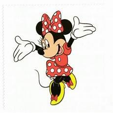 Microfasertuch Zum Brille Reinigen Motiv Minnie Mouse 2