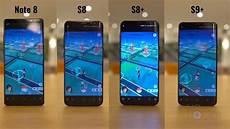 Vergleich S8 Und S8 Plus - s9 vs s8 vs s8 vs note8 speed test