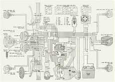 1973 honda ct90 wiring diagram wiring diagram
